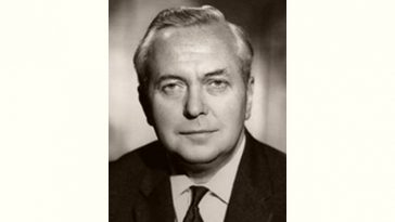Harold Wilson Age and Birthday