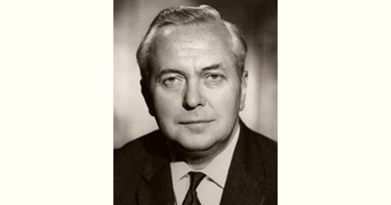 Harold Wilson Age and Birthday