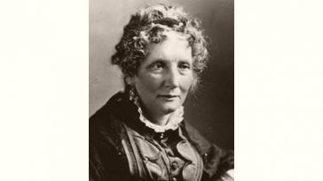 Harriet Beecher Stowe Age and Birthday