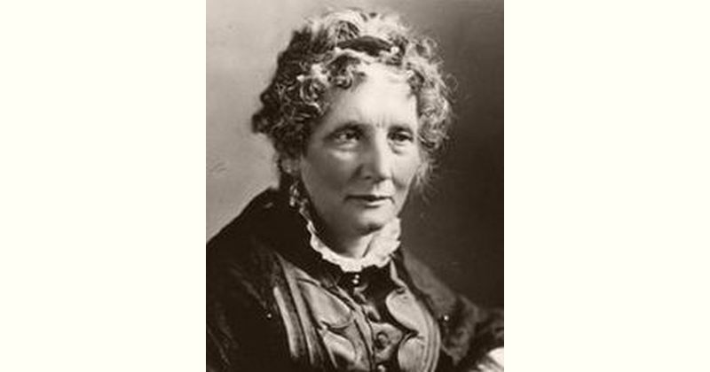 Harriet Beecher Stowe Age and Birthday