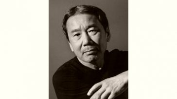 Haruki Murakami Age and Birthday