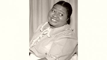 Hattie McDaniel Age and Birthday