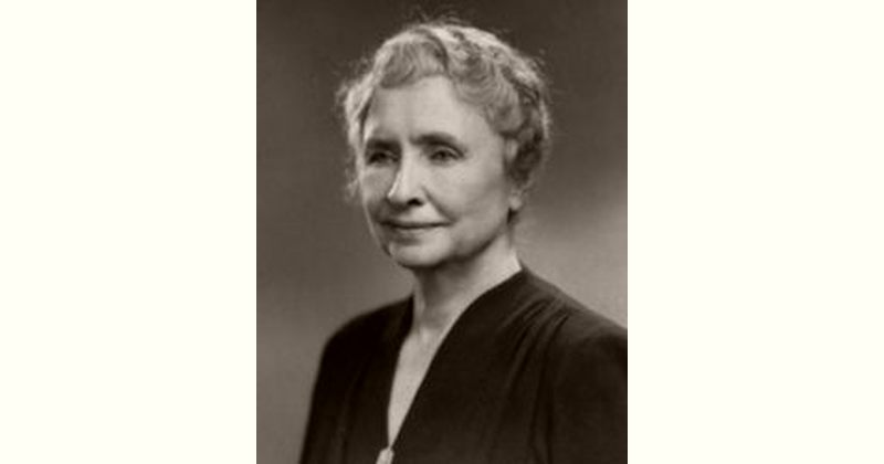 Helen Keller Age and Birthday