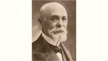 Henri Becquerel Age and Birthday