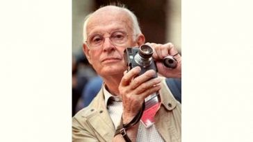 Henri Cartier-Bresson Age and Birthday