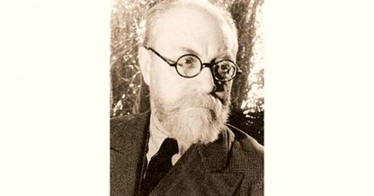 Henri Matisse Age and Birthday