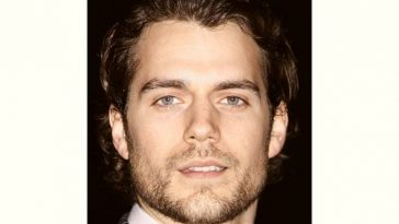 Henry Cavill Age and Birthday