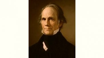 Henry Clay Age and Birthday