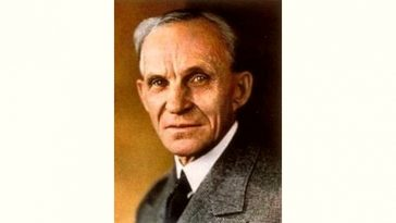 Henry Ford Age and Birthday
