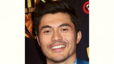 Henry Golding Age and Birthday