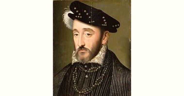 Henry II Age and Birthday