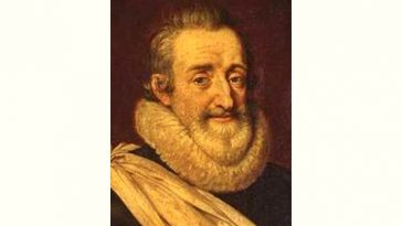 Henry IV of France Age and Birthday
