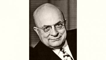 Henry J. Kaiser Age and Birthday