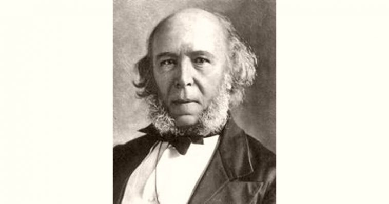 Herbert Spencer Age and Birthday