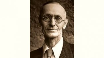 Hermann Hesse Age and Birthday