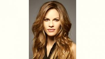 Hilary Swank Age and Birthday