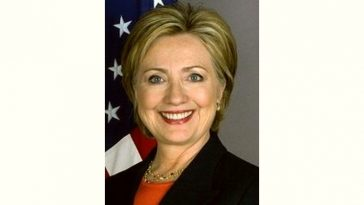 Hillary Clinton Age and Birthday