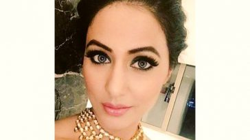 Hina Khan Age and Birthday