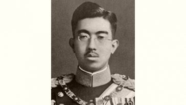 Hirohito Age and Birthday