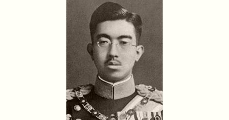 Hirohito Age and Birthday