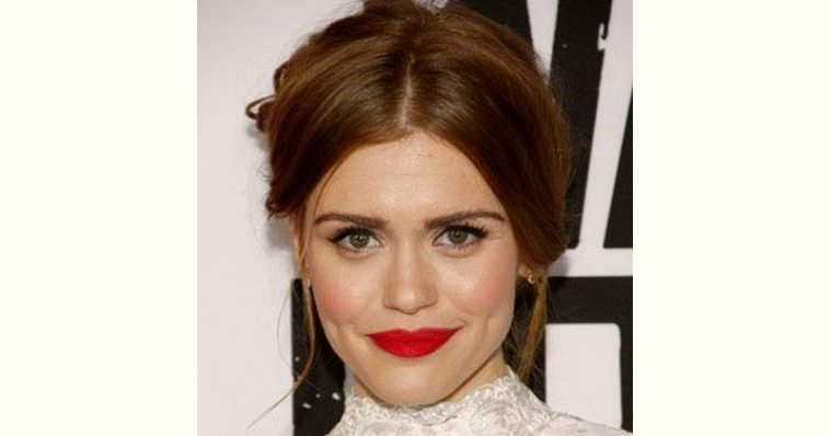 Holland Roden Age and Birthday