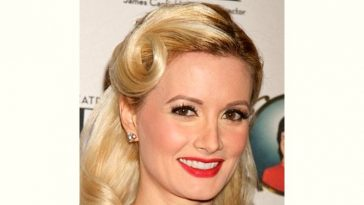 Holly Madison Age and Birthday