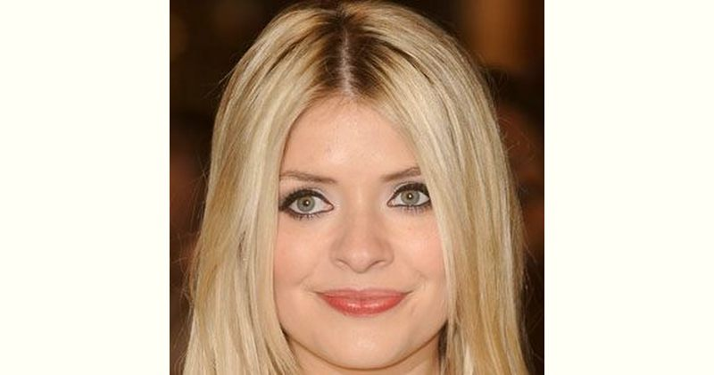 Holly Willoughby Age and Birthday