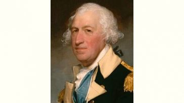 Horatio Gates Age and Birthday