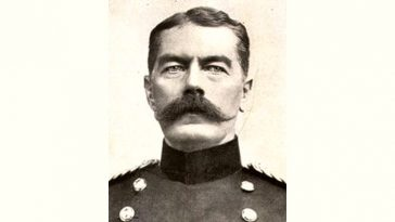 Horatio Kitchener Age and Birthday