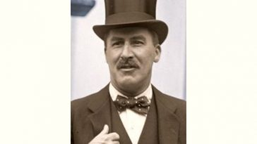 Howard Carter Age and Birthday