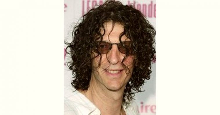 Howard Stern Age and Birthday