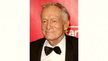 Hugh Hefner Age and Birthday