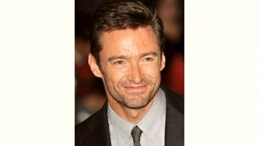 Hugh Jackman Age and Birthday