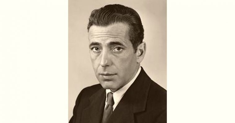 Humphrey Bogart Age and Birthday