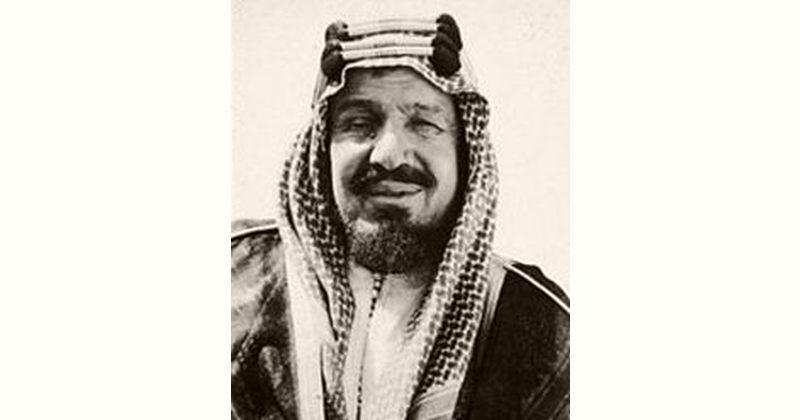 Ibn Saud Age and Birthday
