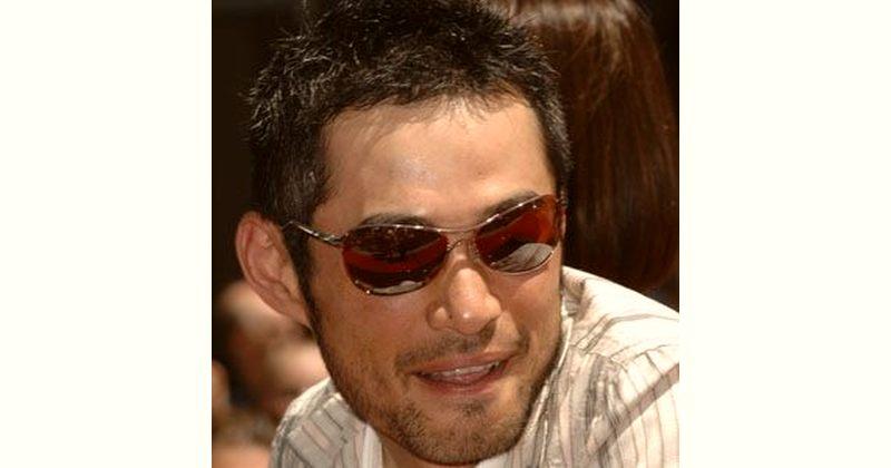 Ichiro Suzuki Age and Birthday