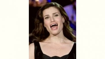 Idina Menzel Age and Birthday
