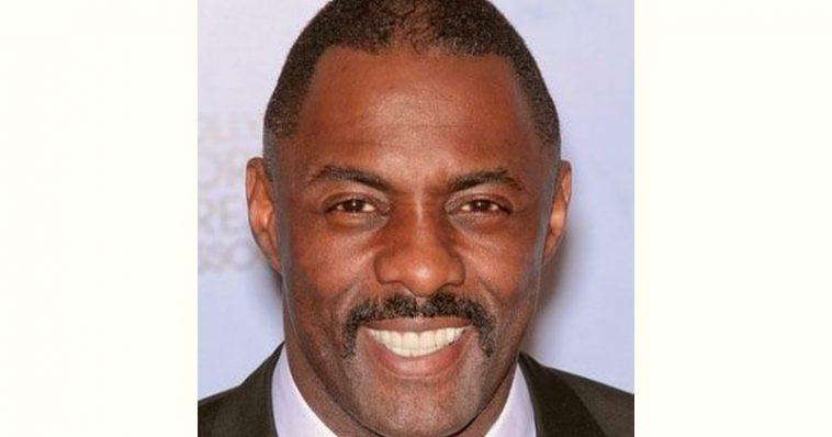 Idris Elba Age and Birthday