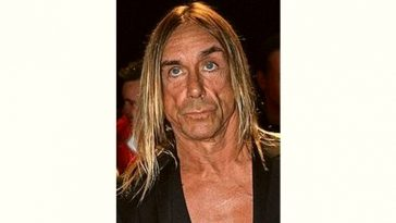 Iggy Pop Age and Birthday