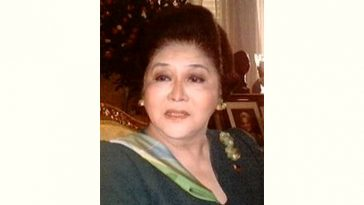 Imelda Marcos Age and Birthday