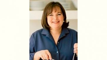 Ina Garten Age and Birthday