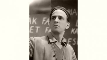 Ingmar Bergman Age and Birthday
