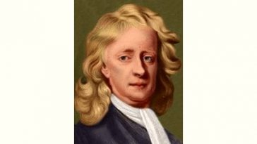 Isaac Newton Age and Birthday