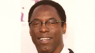 Isaiah Washington Age and Birthday