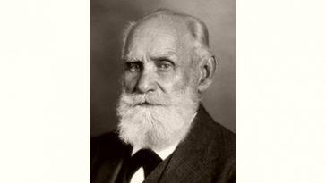 Ivan Pavlov Age and Birthday