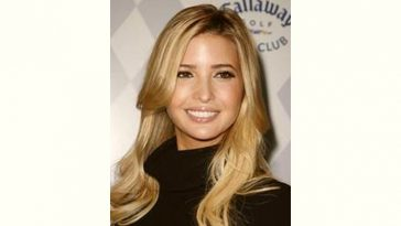 Ivanka Trump Age and Birthday