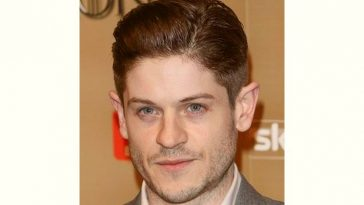 Iwan Rheon Age and Birthday