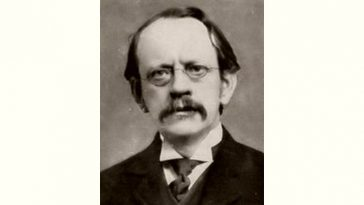 J. J. Thomson Age and Birthday