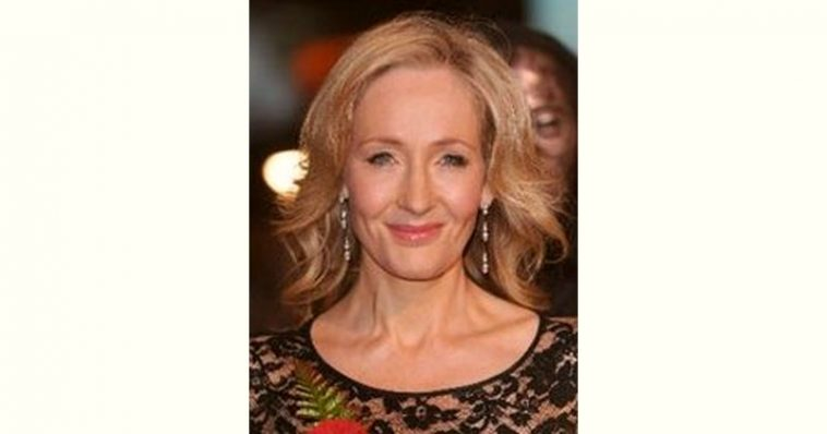 J. K. Rowling Age and Birthday