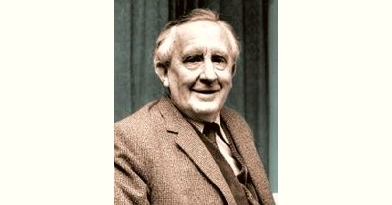 J. R. R. Tolkien Age and Birthday
